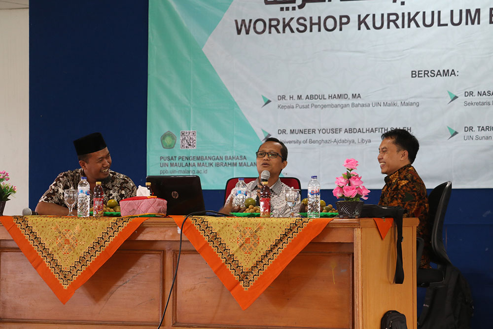 Workshop Kurikulum